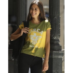 VALOR TEE GIRLS VERDE