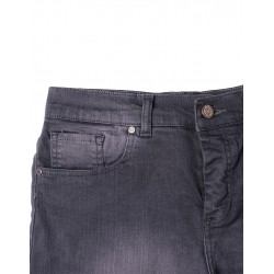 SKINNY DENIM GREY STONE